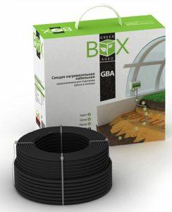 Комплект  для обогрева грунта «GREEN BOX AGRO»