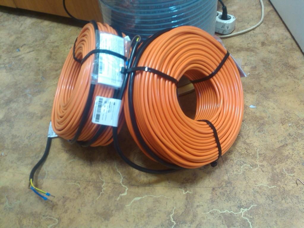 Секция нагревательная кабельная СТН КС (Б) 40R-75