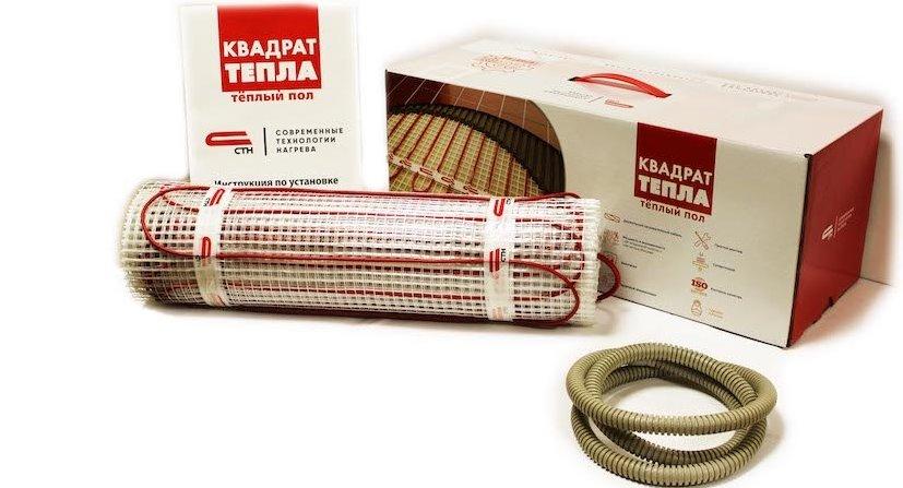 Нагревательный мат Квадрат Тепла СТНКМ-375-2,5 - Интернет-магазин «Тепло Казани» — самые низкие цены!