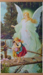Гибкий обогреватель Ангел хранитель