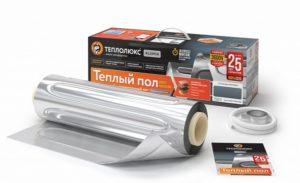 Теплолюкс Alumia под ламинат