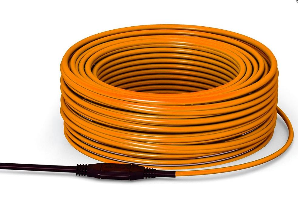 Теплые полы под стяжку (кабель)