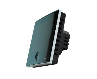Терморегулятор Raychem Green Leaf EU (США), программируемый, сенсорный