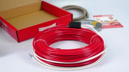 Komplekt nagrevatelnogo kabelya Thermocable SVK (2)