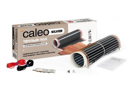 Пленочный теплый пол Сaleo Silver 220 ватт
