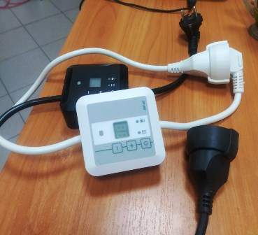 termoregulyator TR09 na provode
