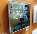 Терморегулятор WARMLIFE MIRROR зеркальный белый