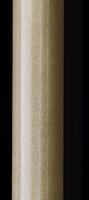 Натуральная латунь, пескоструйка, покрытая лаком BS