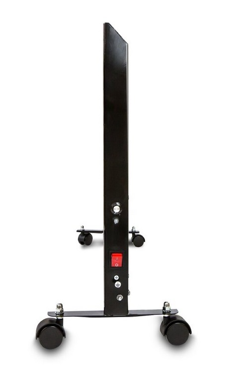 Нагревательная панель НЭБ-М-НСт черная торец