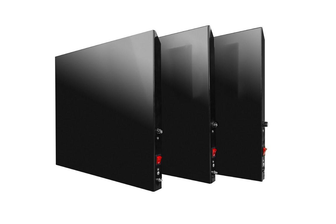 Нагревательная панель НЭБ-М-НСт черная 2
