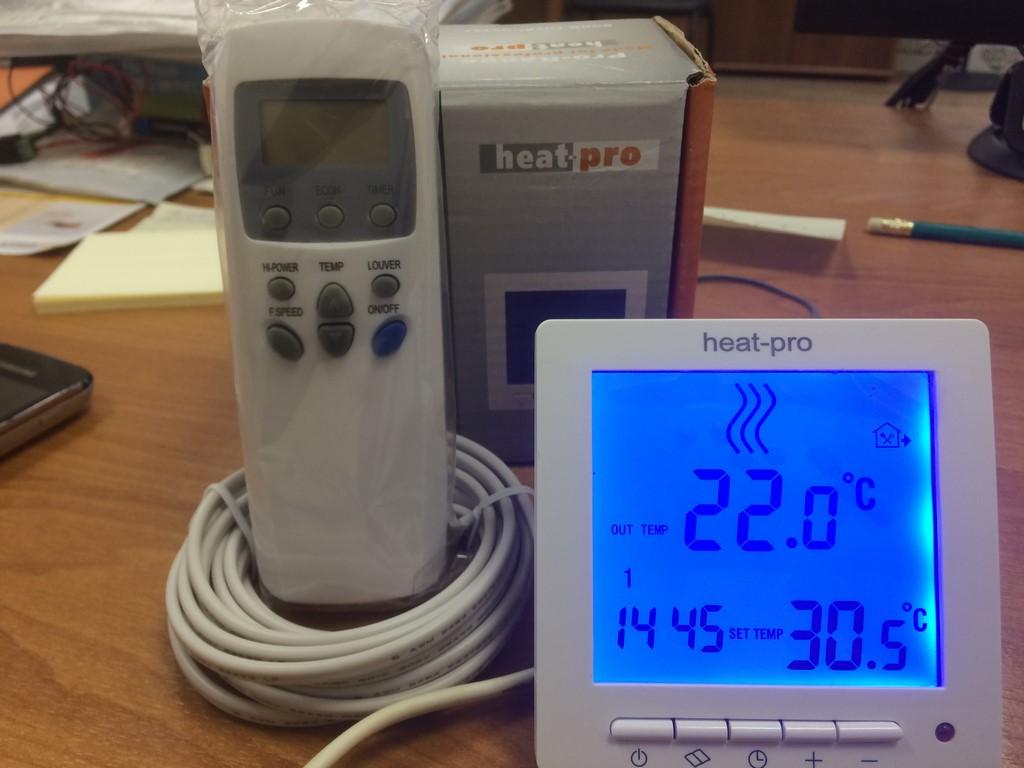 терморегулятор Heat-Pro S603