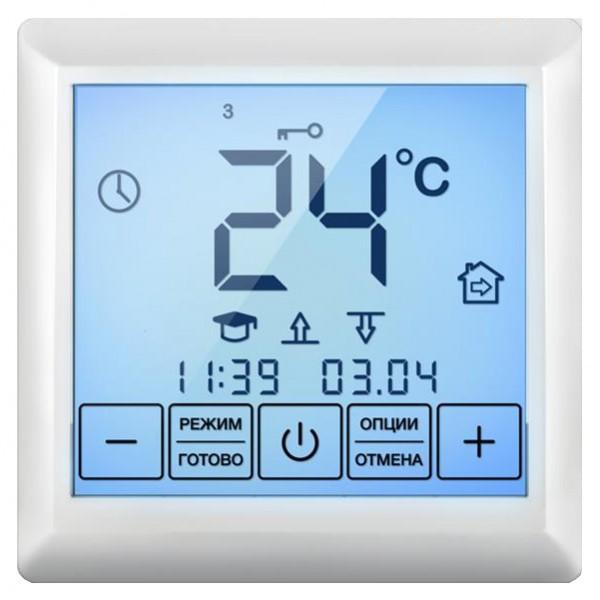 Терморегуляторы для теплого пола программируемые
