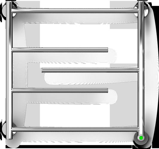 Savanna 50×50 Полотенцесушитель-лесенка