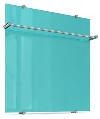Дизайнерский полотенцесушитель Flora 90x60  с 1 держателем